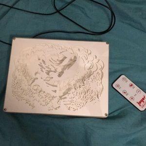 Other - Fancy mermaid Light Box